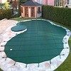Arctic Armor 12x20 12yr Mesh Safety Pool Cover Green