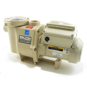 Pentair IntelliFlo 011018 3HP Variable Speed Pump w/ Timer