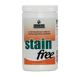 Natural Stain Remover For Pools
