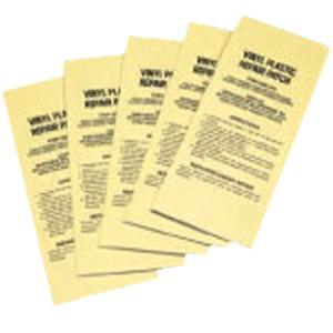5 Pack Swimming Pool Vinyl Liner Repair Patch Peel And