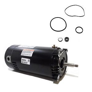 Hayward super ii 1 5hp sp3010x15az replacement motor kit for Hayward super pump replacement motor 1 hp