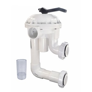 Pentair 2'' HiFlow Valve 7.5'' Center for FNS FNS Plus & NSP Filters