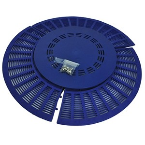 Polaris Unibridge Blue Anti Vortex Drain Cover