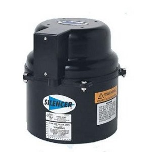 Air Supply Silencer 120V 2HP 9.0A
