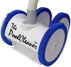 Poolvergnuegen 4 Wheel Suction Cleaner PVN020