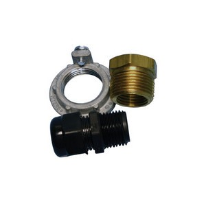 Intermatic 1/2'' Metallic Hub Kit for Underwater Lights