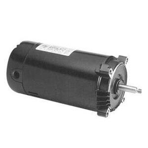 A.O. Smith Replacement C-Face Motor 1HP Full-Rated 2-Speed