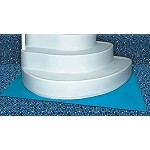 Blue Wave 4' x 5' Deluxe Step Pad