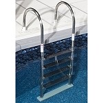 Blue Wave Premium Stainless Steel In-Pool Ladder