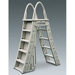Confer A-Frame 7200 Ladder with Rollguard
