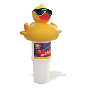 GAME Large Derby Duck 3'' Tablet Chlorinator Floater