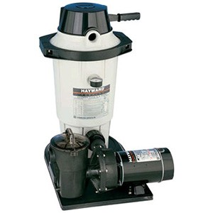 Hayward EC40 Filter & Pump System 1 HP LX