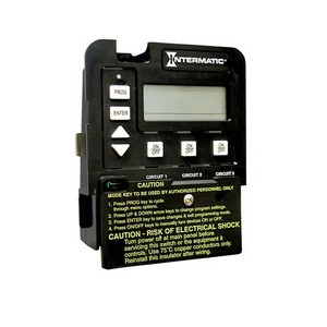 Intermatic Digital Two-Speed Controller Mechanism