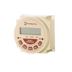 Intermatic PB Series Electronic Timer 120 V