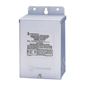Intermatic PX100 Transformer 100 Watt Stainless Steel Enclosure