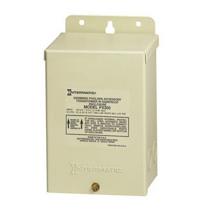 Intermatic PX300 Transformer 300 Watt Beige Steel Enclosure