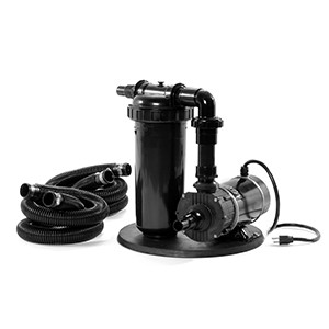 Pentair Predator II Pump & Filter System