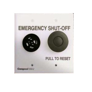 Pentair Emergency Shut-Off Switch with Audible Alarm