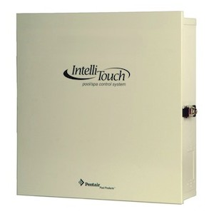 Pentair IntelliTouch Enclosure Kit Power Center without IntelliChlor Transformer