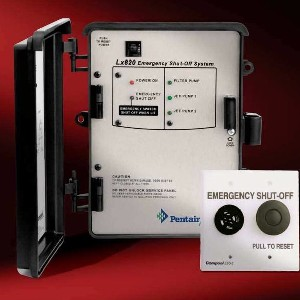 Pentair LX8202 Emergency Shut-Off Control System