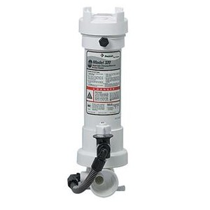 Pentair Rainbow 320 In-Line Tablet Chlorinator