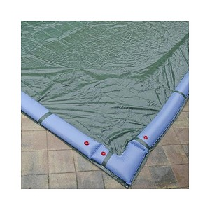 Pool Tux Royal 12' x 24' Rect Solid Winter Cover (10yr Wty)