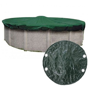 Pool Tux Royal 18' Round Solid Winter Cover (10yr Wty)