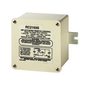 Intermatic RC Series Single Circuit Air Control
