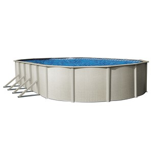 Sharkline Reprieve 15 39 X 30 39 Oval X 48 Above Ground Swimming Pool