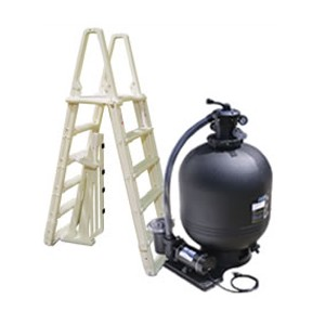 Standard Sand Equipment Package (Small)
