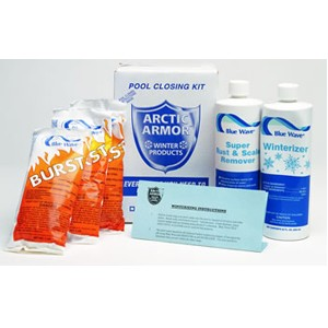 Winter Chemical Kit w/ Chlorine Shock (Up to 7.5K)