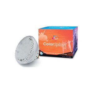 J & J ColorSplash 3G Replacement 120V Color-Changing LED Spa Light