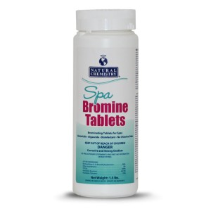 Natural Chemistry Spa Bromine Tablets 1.5lb