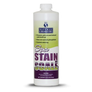 Natural Chemistry Spa Stain and Scale 1L