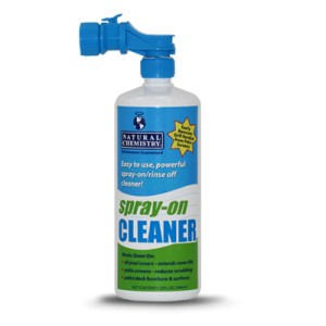 Natural Chemistry Spray-on Cover Cleaner 32oz