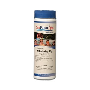 SeaKlear Spa Alkalinity Up 2lb