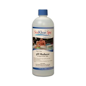 SeaKlear Spa pH Reducer 1qt