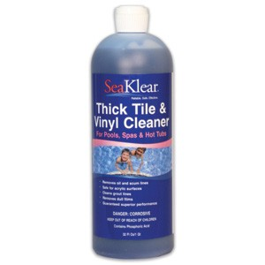 SeaKlear Thick Tile & Vinyl Cleaner 1qt