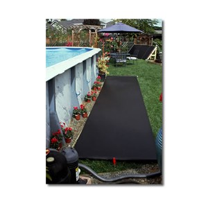4' x 20' Solar Bear Deluxe Above-Ground Solar Heating System