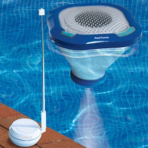 PoolTunes Wireless Speaker & Light
