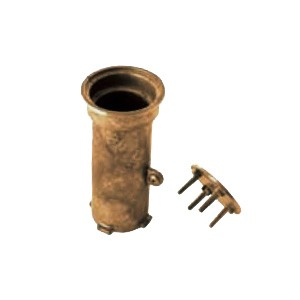 S.R. Smith 6'' Bronze Anchor Socket without cover