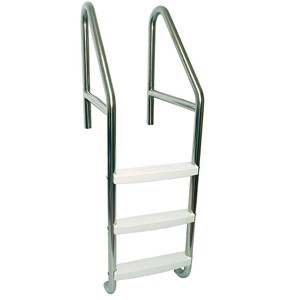 S.R. Smith Marine Grade Dade County Ladder + cross brace