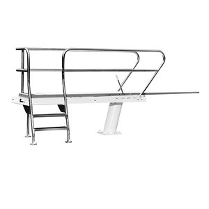 S.R. Smith 1 Meter Deluxe Right Mount Tower Only (For 14-16' Boards)