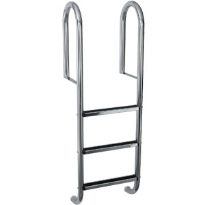 S.R. Smith Elite On-Ground Ladder 3-step (61'' height)