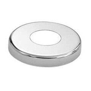 S.R. Smith Round Escutcheon (1.90'') Pearl White
