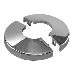 S.R. Smith Snap-Tite Escutcheon Chrome