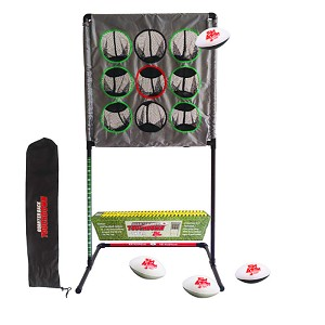 Kid Agains Quarterback Touchdown Football Toss Game