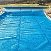 12 Ft x 20 Ft Rectangle In-Ground Blue Solar Blanket 5yr Wty