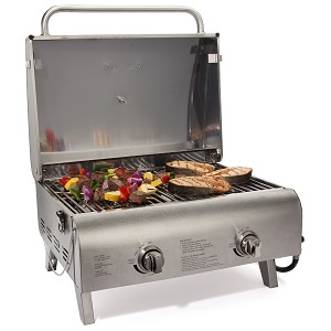 Cuisinart Chef's Style Two Burner Gas Grill