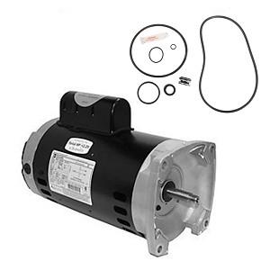 Sta rite max e pro 2hp p6r6g 208l replacement motor kit ao for Sta rite motor replacement